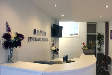 Fiveways Dental Practice Liverpool; Best for dental implants in Liverpool