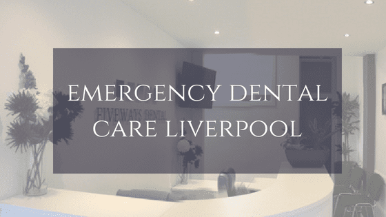 How and When to Seek Emergency Dental Care in Liverpool