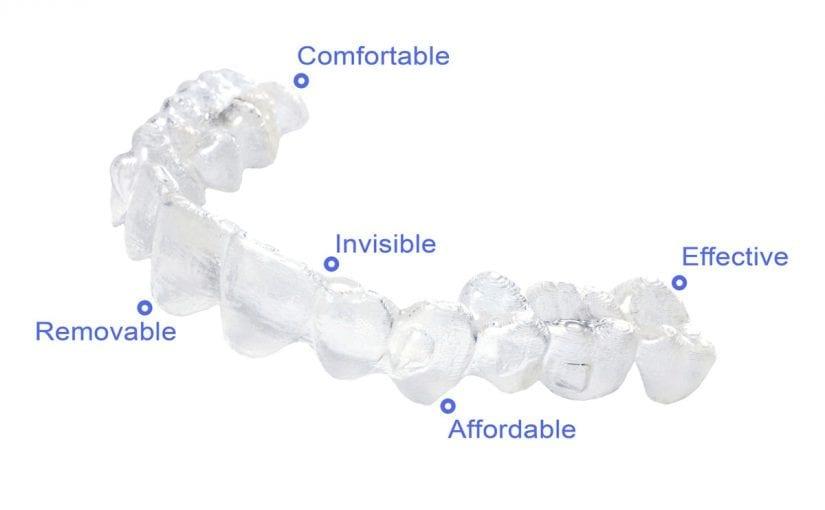 Invisible Braces Liverpool form Fiveways Dental Practice